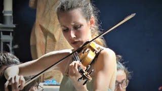 Vittorio Monti - Czardas For Violin And Orchestra - Johanna Röhrig (Live 2019)