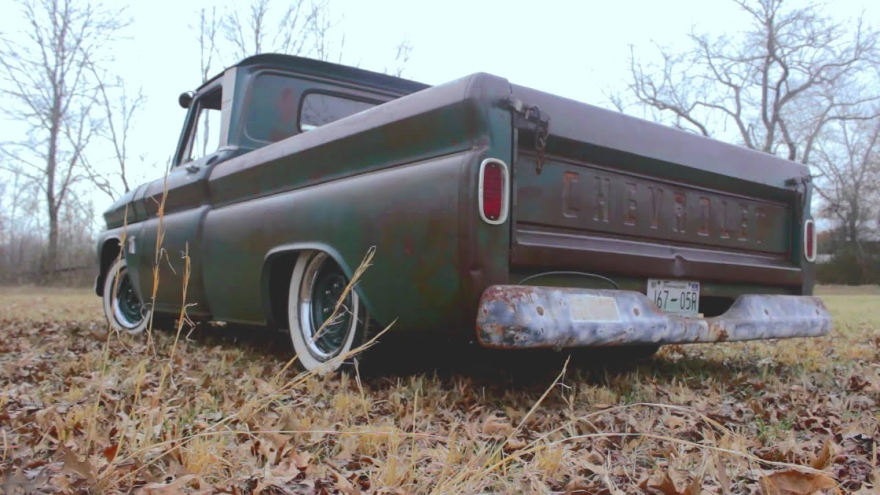 Today I Drive: 1964 Chevy C-10 Rat Rod [Episode 6]