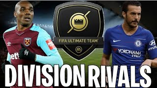 LIVE FIFA 20/ DIVISION RIVALS