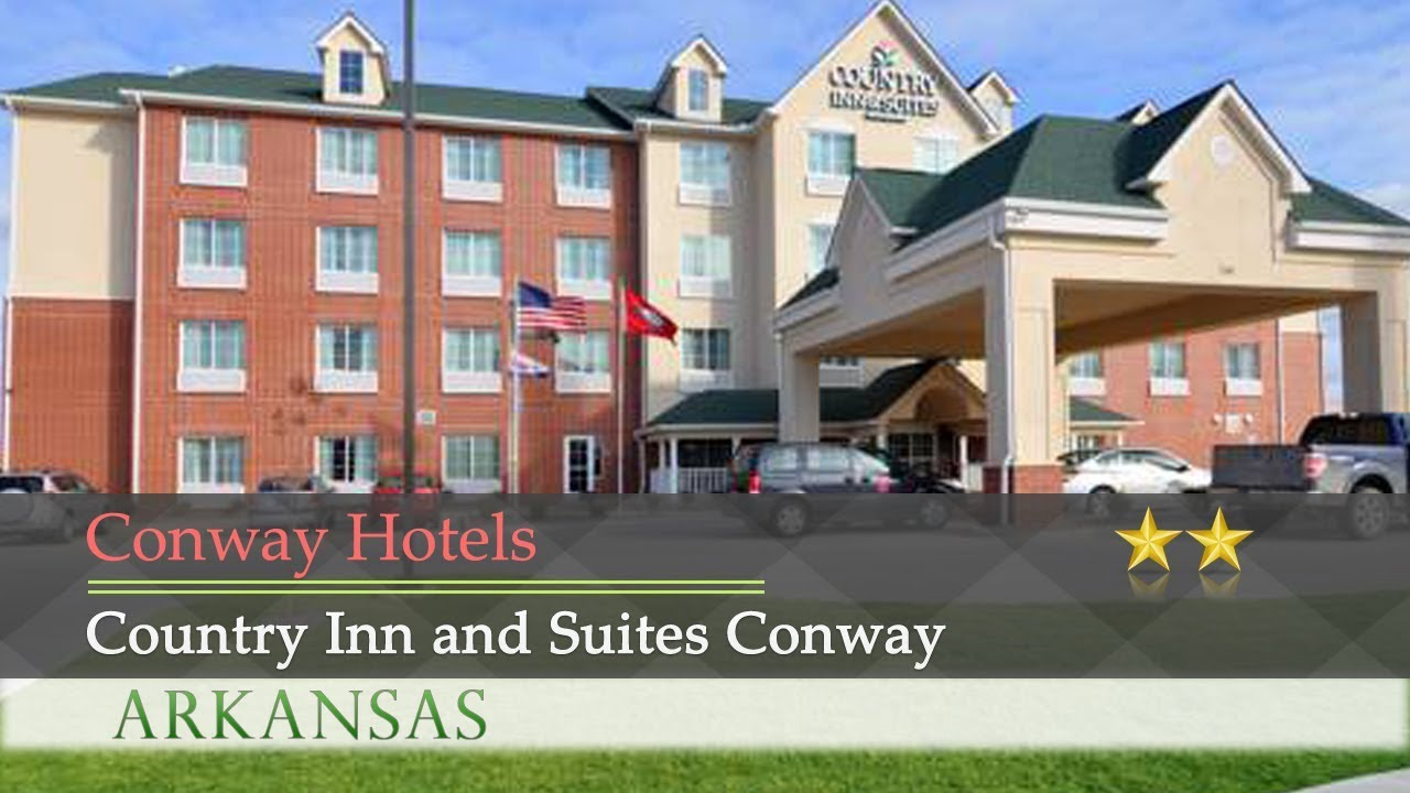 Country Inn And Suites Conway Hotels Arkansas