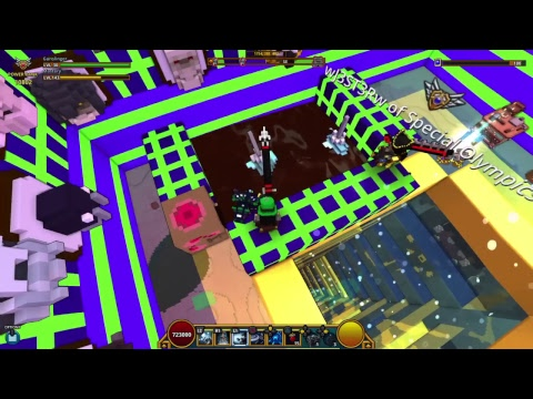 Trove: Fishing: Blue High Flying Cotton Candish