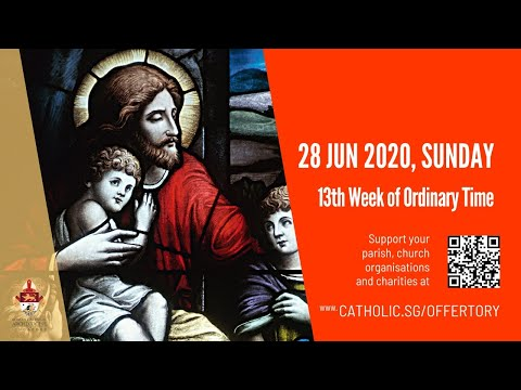 Catholic Sunday Mass Today Live Online - Sunday, 13th Week of Ordinary Time 2020 - Livestream