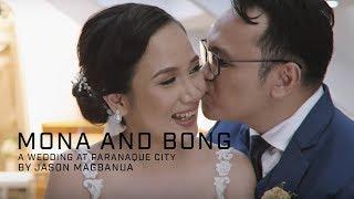Bong and Mona: A Wedding in Paranaque City