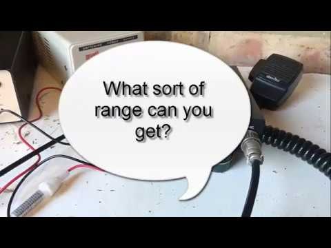 What CB Radio range can you get?