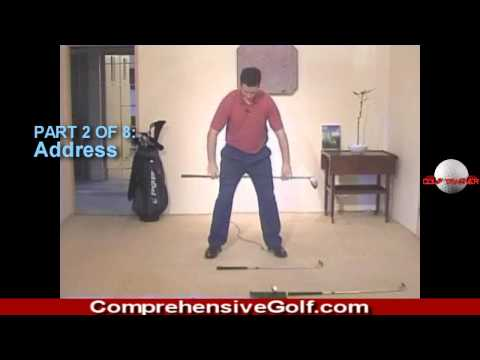 Golf Proper Swing Golf Swing How To Find Proper Stance
