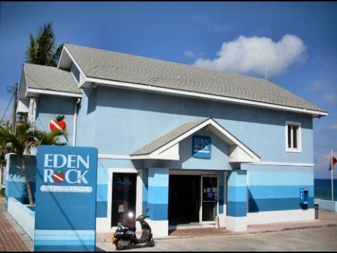 Eden Rock Snorkeling Grand Cayman   Snorkel Video Guide & Review