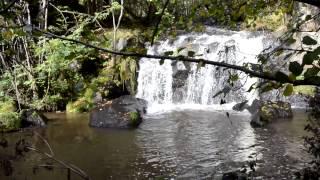 La cascade de Veyreras - Puy-de-Dôme