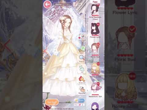 Love Nikki Sweet Breeze Complete Outfit! April 15th,2018
