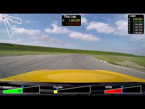 Toronto Motorsports Park (Cayuga) - 19-May-2017 - Open Lapping