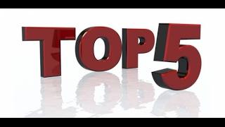 Топ 5 лучших фильмов 2016 2017 Трейлеры HD