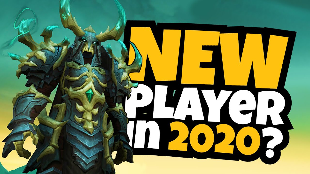 Should You Start Playing WoW in 2020? (World of Warcraft) thumbnail