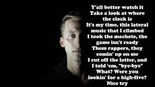 NF - Real (lyrics) Video