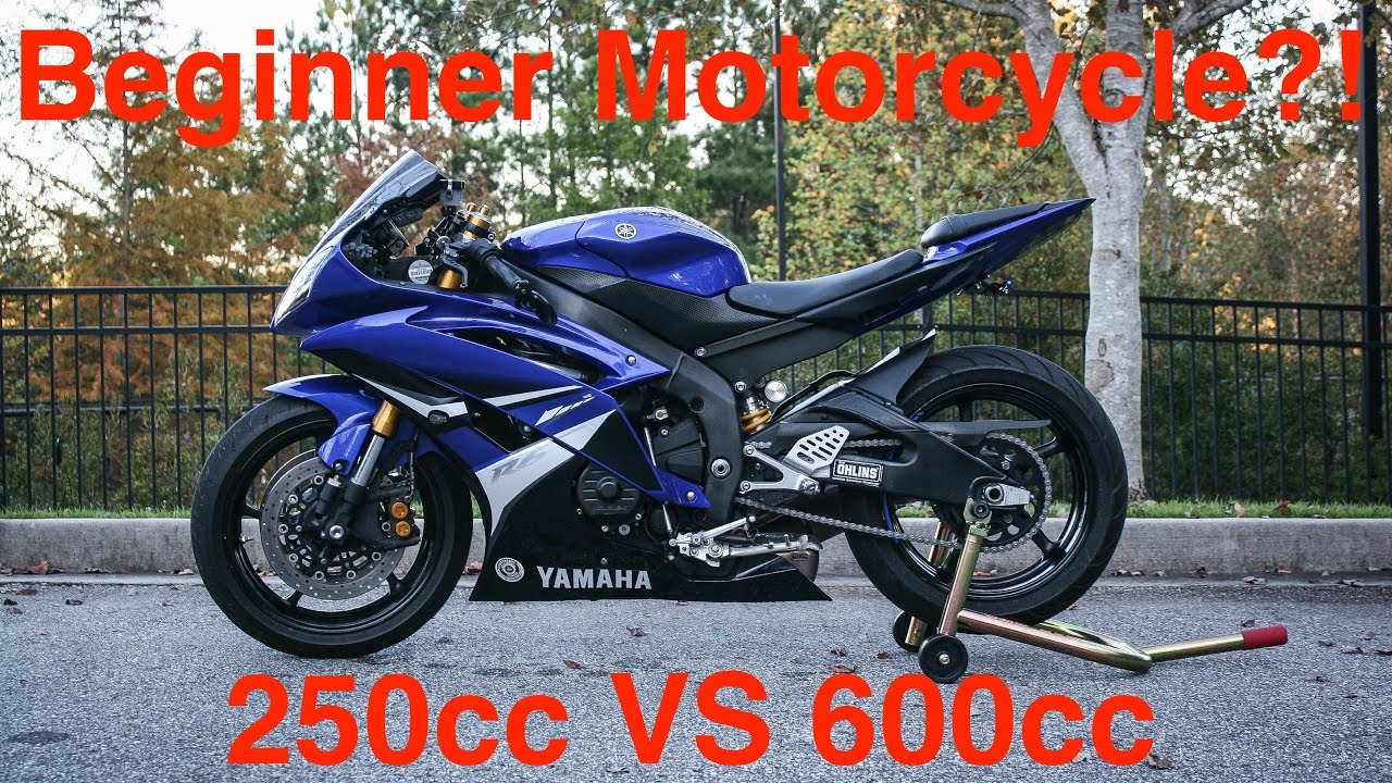 Best 600cc motorcycle for beginners