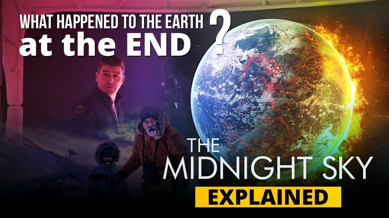 The Midnight Sky Netflix Movie Ending Explained: Will Part 2 Happen?- US News Box Official