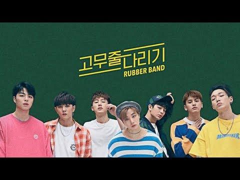 [Karaoke/TH Sub] iKON - Rubber Band