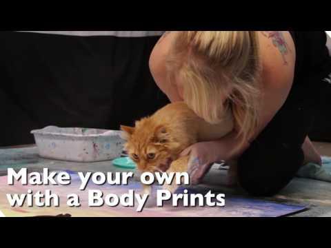 Body Prints Showcase