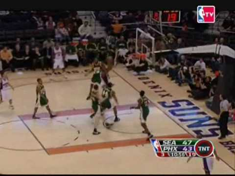 Amare Stoudemire 07-08 NBA Regular Season Mix
