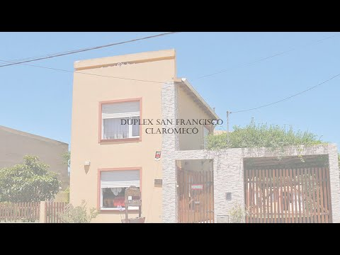 Duplex San Francisco - Claromecó Alquileres