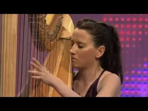 Welsh Harpist for Hire - Heather