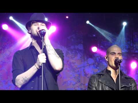 The Wanted - Heart Vacancy (WOM Tour Cardiff)