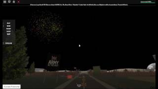 Happy New Year From British Armed Forces ROBLOX!