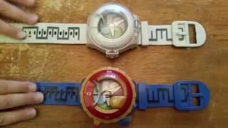 yo kai watch model zero unboxing demonstration review now with yo motion
