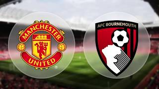 Manchester United vs bournemouth 1-0   HD   All Goals & Highlights