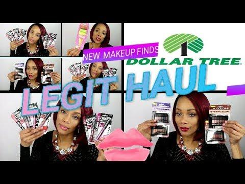 LEGIT DOLLAR TREE HAUL!! New Makeup Alert!