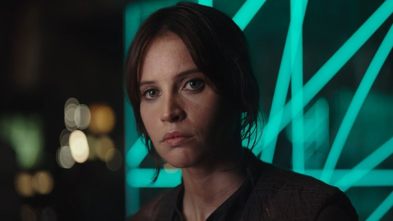 Felicity Jones Reveals What Jyn Erso Was Doing During Those Lost