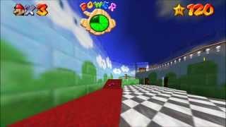Super Mario 64 Chaos Edition Music - Peach