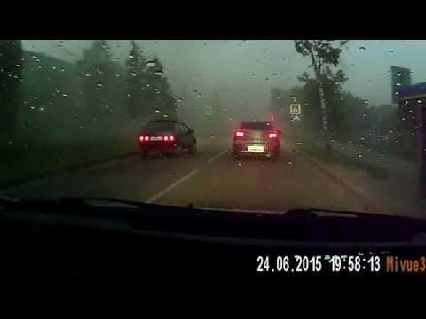 Юрга 24.06.15г.  непогода