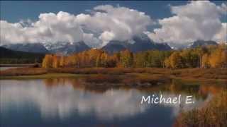 Michael E -  Infinite Beauty *k~kat jazz café* The Smoothjazz Loft