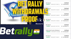 How to login betrally betting app trusted website
