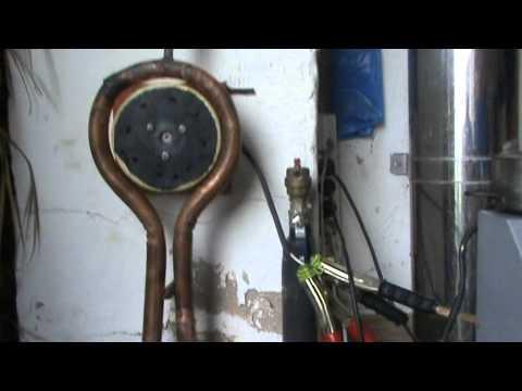 Sistema de estufa de le a para calentar toda la casa - Calentar la casa ...