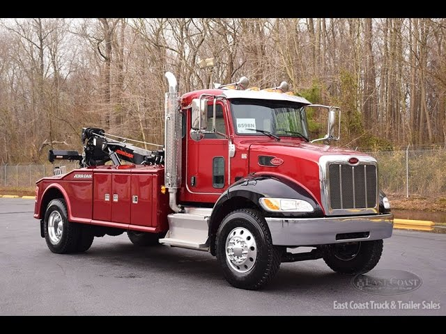 *SOLD* - 2016 Peterbilt 337 with 16 TON INTEGRATED JERR-DAN - Stock#8598N