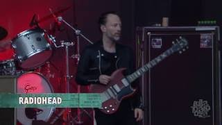 Radiohead Burn The Witch Live at Lollapalooza  29/07/2016 (Chicago) HD