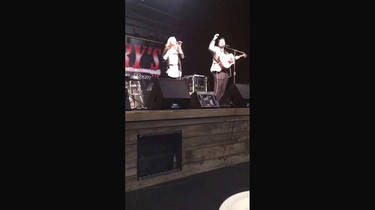 The Hinson Family Singing On Other Side Of This At Larrys Pizza In Fort Smith Ar 02 17