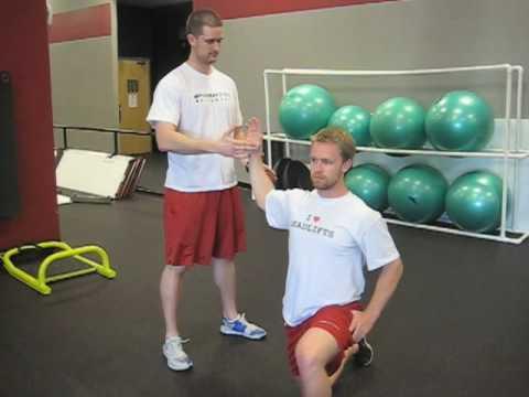 Endeavor Sports Performance Half Kneeling Dynamic