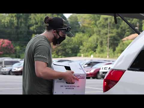 Volunteer at Second Harvest Food Bank of Northwest North Carolina!