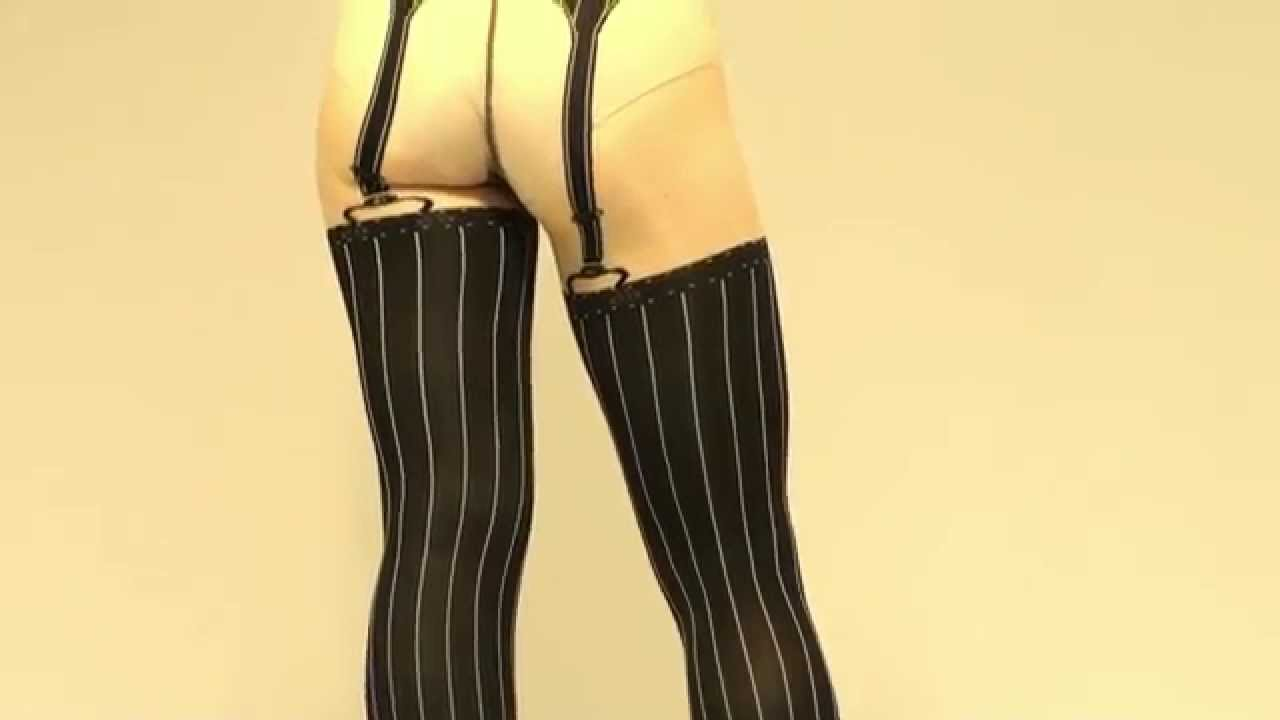 7d1f7610bae UK Tights - Trasparenze Fuyo Mock Stocking Fashion - YouTube