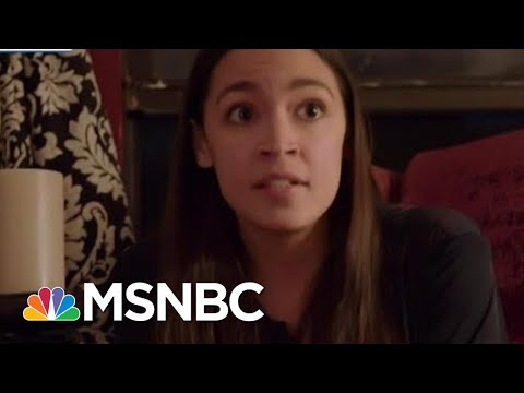AOC On Working With Ted Cruz: 'Pray For Me' | The Beat With Ari Melber | MSNBC
