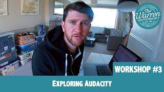 RYAN - Exploring Audacity