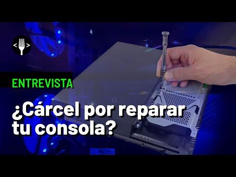 ¿Con la nueva Ley de Derechos de Autor te pueden encarcelar por reparar tu consola o tu PC?
