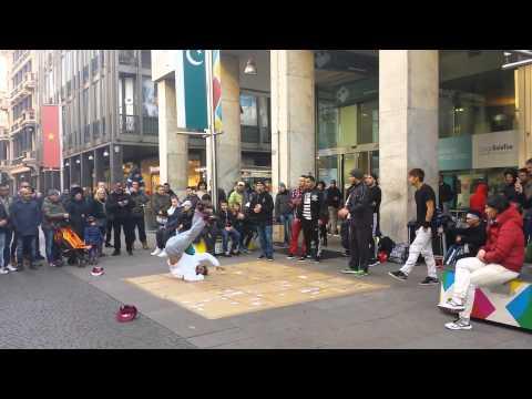 Break Dance a Milano
