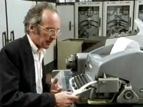 Secret Life Of Machines - The Word Processor (Full Length)