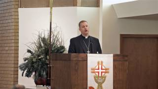 The Message of Reconciliation and Its Trustworthy Stewards Rev. Paul Nuss ACELC 2016
