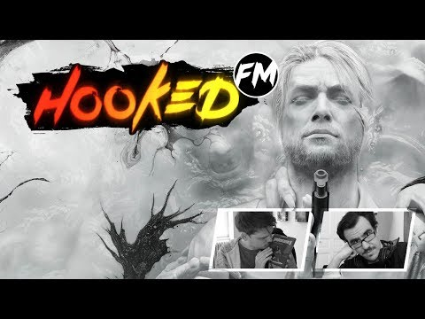 Hooked FM #148 - The Evil Within 2, Wolfenstein 2, Assassin's Creed: Origins, Xbox One X & mehr!