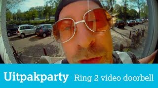 Uitpakparty: slimme deurbel Ring Video Doorbell 2