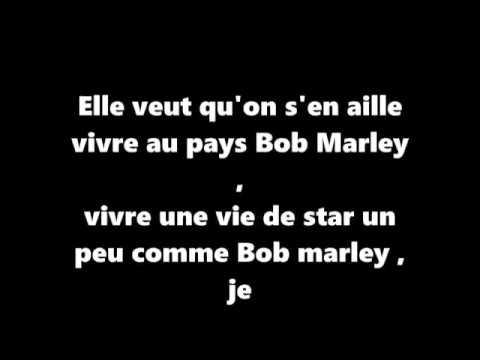 Dadju bob marley  (parole -lyrics)