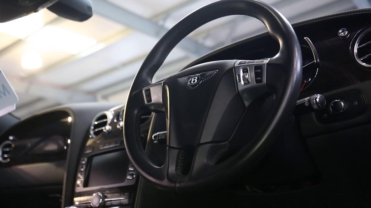 bentley in black junction 17 cars youtube. Black Bedroom Furniture Sets. Home Design Ideas